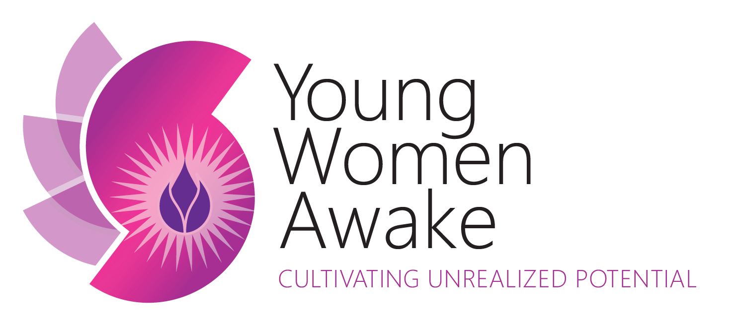 Young Women Awake logo